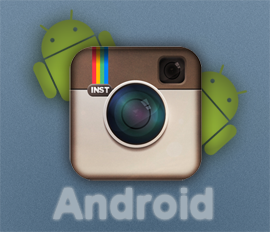 Instagram en tu movil Android