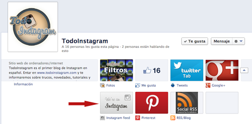 Tus fotos de Instagram en Facebook