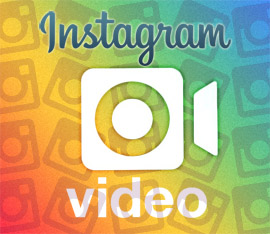 Compartir videos en Instagram