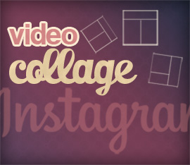 Crear vídeo collage para Instagram